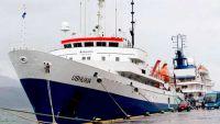 La Justicia prohibió el ingreso al puerto de Mar del Plata del barco que llegó desde Ushuaia